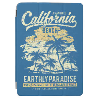California Beach Living in Paradise Endless Summer iPad Air Cover