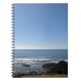 California Beach Notebook