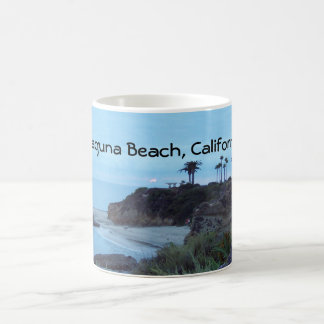 California Beach Pretty Coastal Sunsets Coffee Mugs