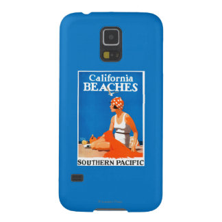 California Beaches Promotional Poster Galaxy S5 Cover