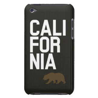 California + Bear iPod Touch Case