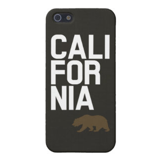 California + Bear Case For The iPhone 5