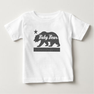 California Bear Family (BABY Bear) Baby T-Shirt