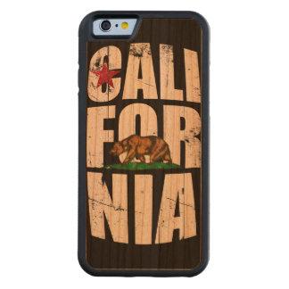 California Bear Flag Cherry iPhone 6 Bumper Case