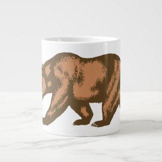 California Bear Giant Coffee Mug