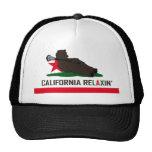 California Bear Lacrosse Cap