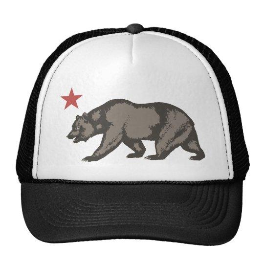 California bear STAR Cap