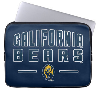 California Bears | Cal Berkeley 5 Laptop Sleeve