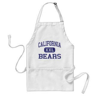 California Bears Middle Sacramento Standard Apron