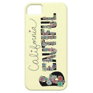 California Beautiful iPhone 5 Cases
