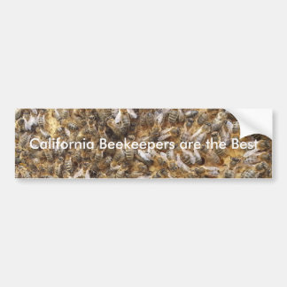 California Beekeepers are the Best Bumper Sticker