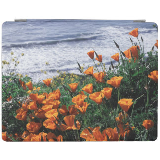 California, Big Sur Coast, California Poppy iPad Cover