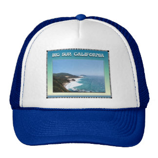 California Big Sur Ocean View II Cap