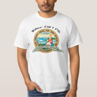 California Bikers - California Motorcycle Riders T-shirt