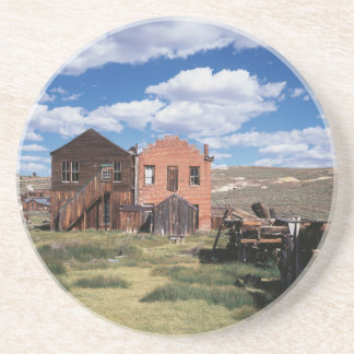 California, Bodie State Historic Park, An old Coaster
