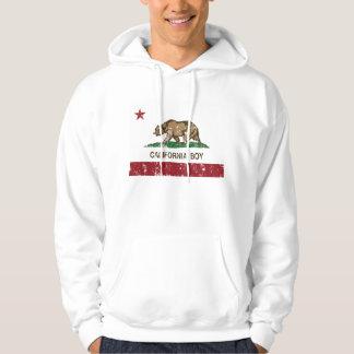 California Boy Flag Hoodie