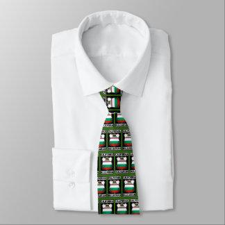 California Bulgarian American Tie