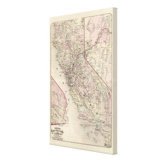 California Canvas Prints