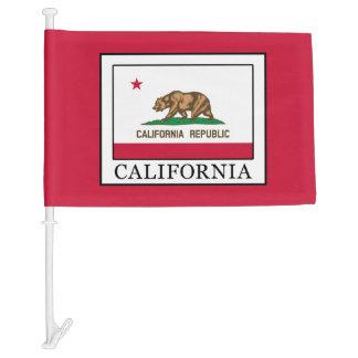 California Car Flag