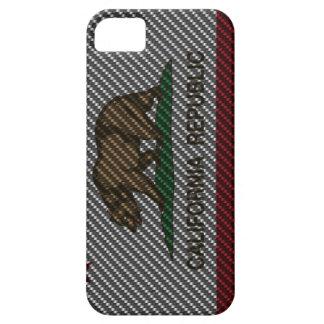 California Carbon Fiber iPhone 5 Cover