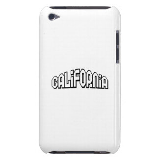 California Case-Mate iPod Touch Case