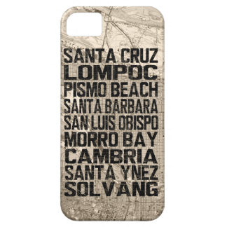 California Central Coast iPhone Case