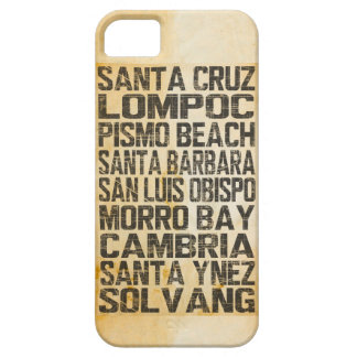 California Central Coast iPhone Case Case For The iPhone 5