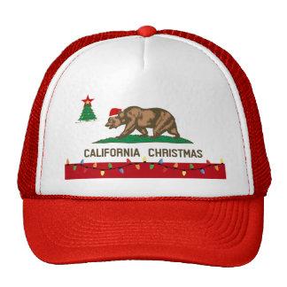 California Christmas Hat