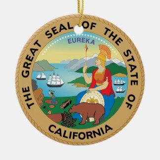 California Christmas Ornament* Christmas Ornament