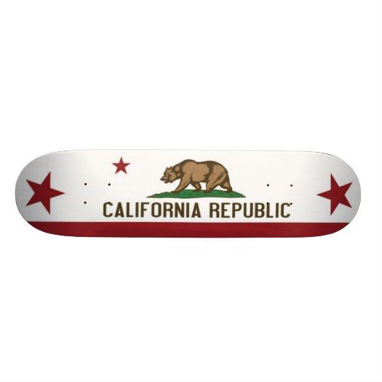 California Classic Republic Skateboard Deck