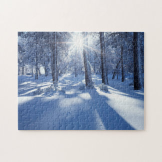 California, Cleveland National Forest, Laguna 3 Jigsaw Puzzle