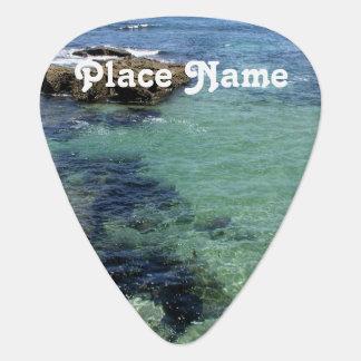 California Coast Guitar Pick