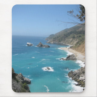 California Coast Mouse Mat