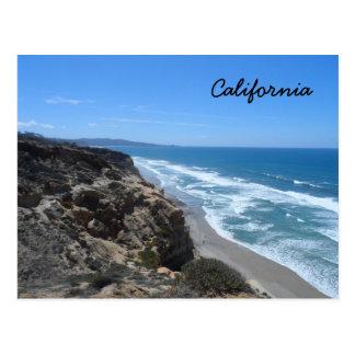 California Coast Post Card