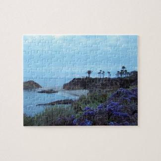 California Coastline Laguna Beach Puzzles