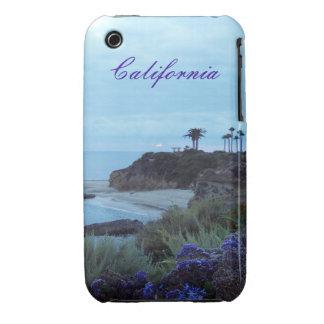 California Coastline Sunset iPhone 3 Case-Mate Cases