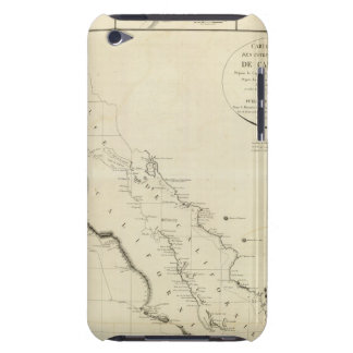 California coasts barely there iPod case