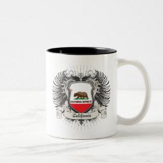 California Crest Two-Tone Mug