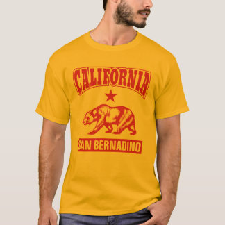 California Customizable City Name T-Shirt