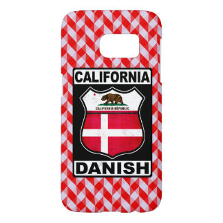 California Danish American Phone Case