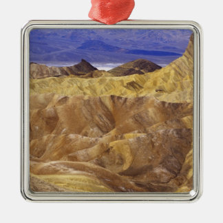California: Death Valley NP, view from Zabriskie Christmas Ornament