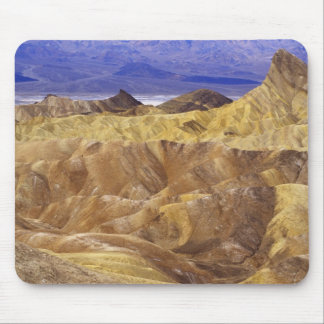 California: Death Valley NP, view from Zabriskie Mouse Mat