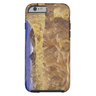 California: Death Valley NP, view from Zabriskie Tough iPhone 6 Case
