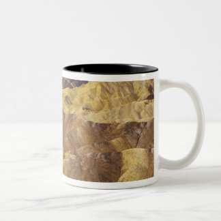 California: Death Valley NP, view from Zabriskie Two-Tone Coffee Mug