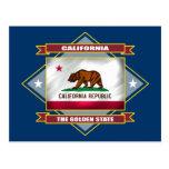 California Diamond Postcards