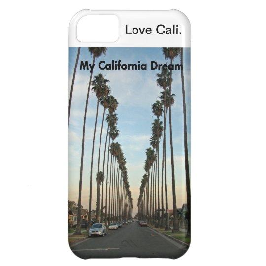 California Dream iPhone 5 Case