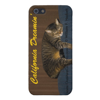 California Dreamin' CAt California Products iPhone 5 Covers