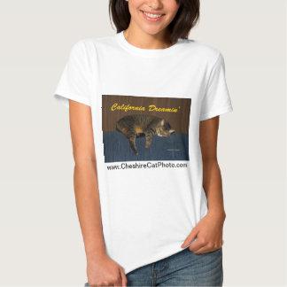 California Dreamin' CAt California Products Shirt
