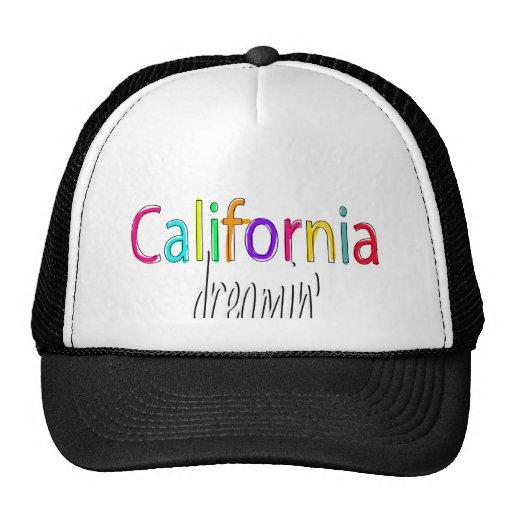 California Dreamin' Mesh Hat