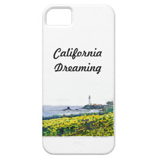 California Dreaming Case iPhone 5 Cases